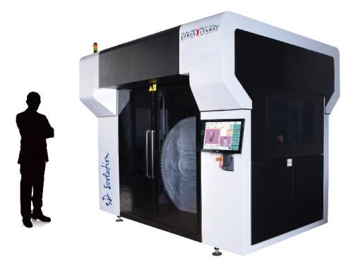 3D Real Big Printing