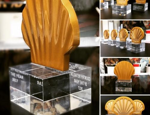 3D Shell Pokale