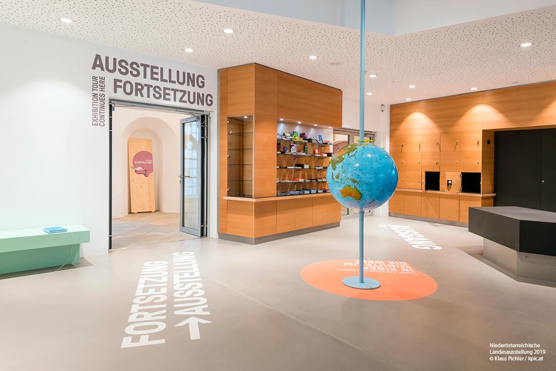Niederösterreichische Landesausstellung 2019 © Klaus Pichler 1