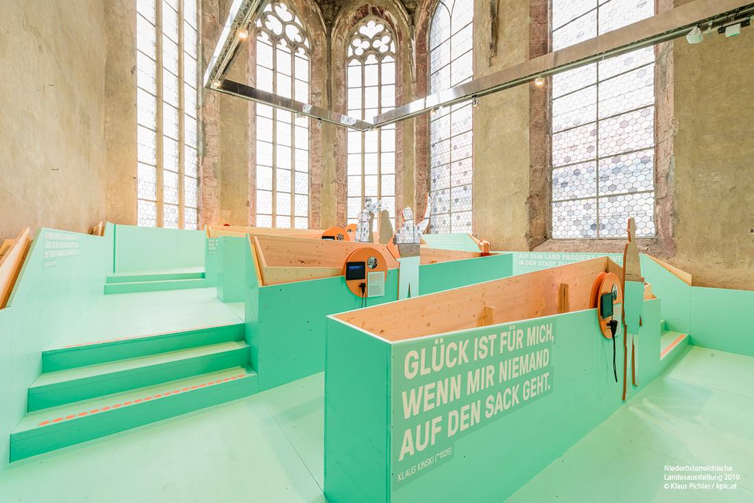 Niederösterreichische Landesausstellung 2019 © Klaus Pichler 2