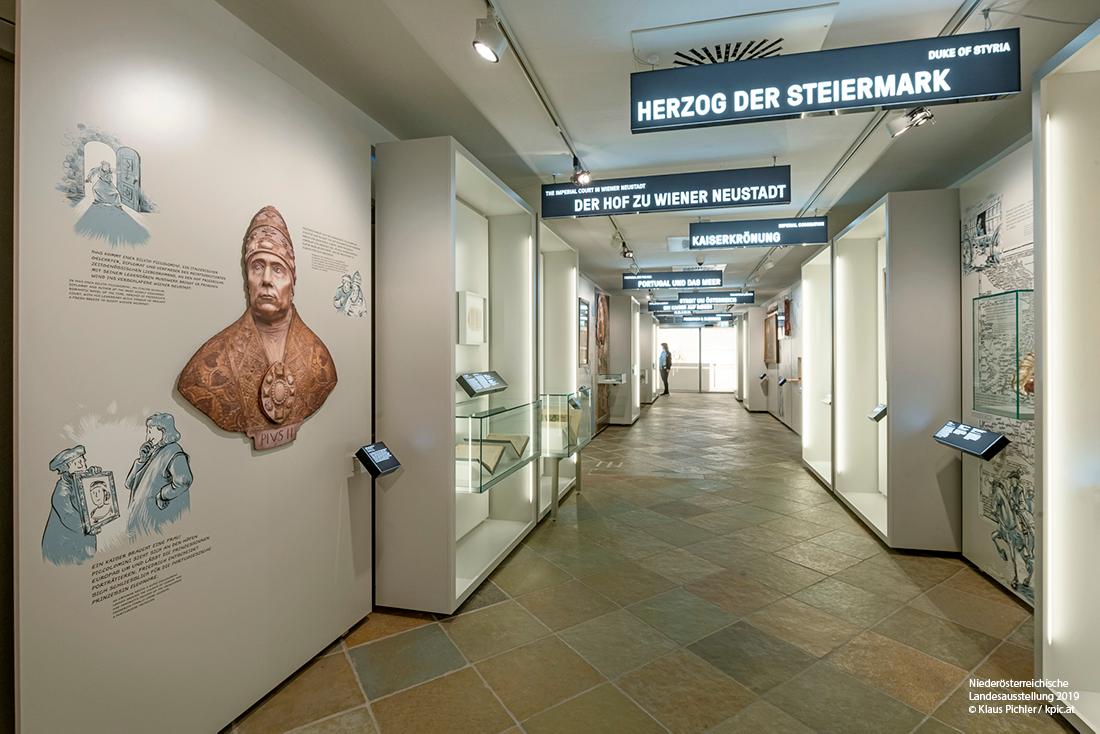 Niederösterreichische Landesausstellung 2019 © Klaus Pichler 3