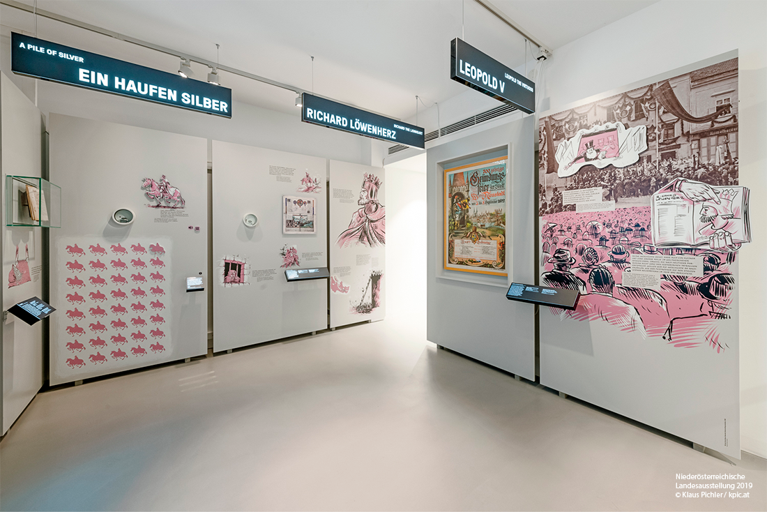 Niederösterreichische Landesausstellung 2019 © Klaus Pichler 4