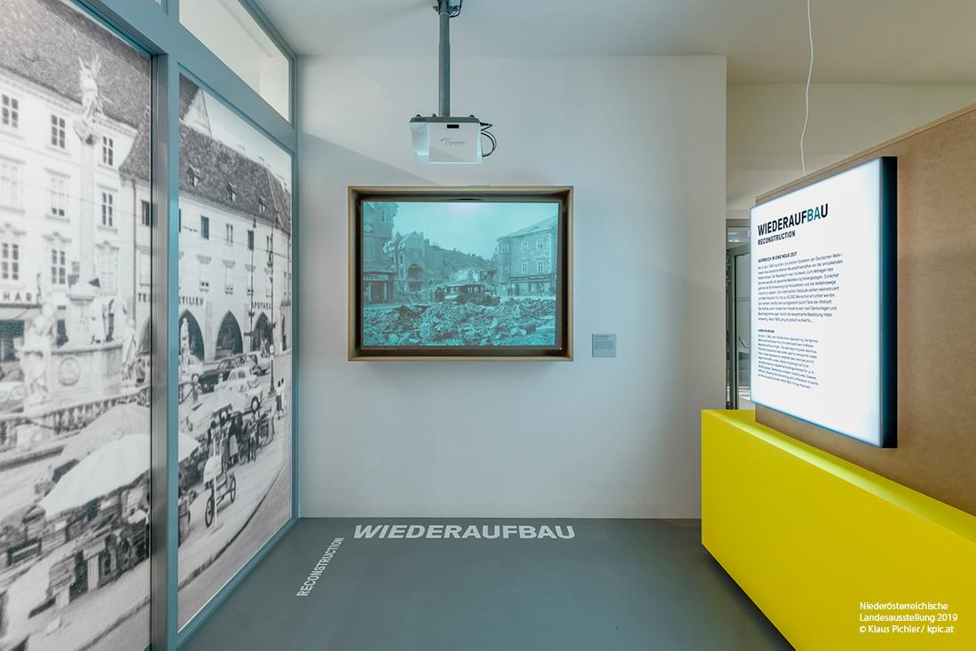 Niederösterreichische Landesausstellung 2019 © Klaus Pichler 8