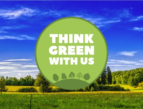 THINK GREEN WITH US