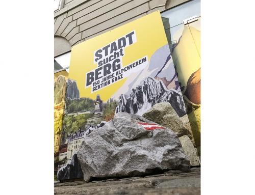 STADT sucht BERG – 150 Jahre Alpenverein Sektion Graz