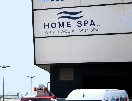 Home Spa Outdoor Branding G3